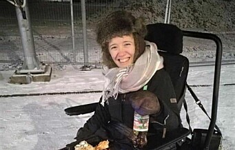 Ida (24): — Dere har stjålet beina mine!!