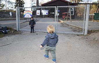 Ingen endringer for barnehager og skoler i Oslo uken etter påske