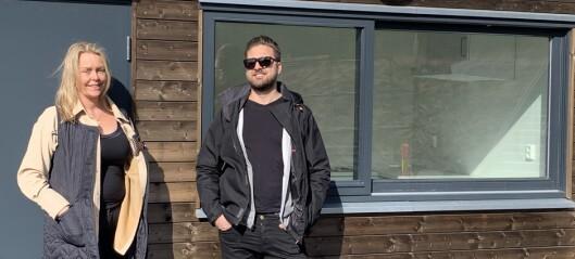 Til sommeren blir det kiosk på Bygdøy Sjøbad. – Her er det over 2000 gjester på en god soldag, ifølge daglig leder Matteo (30)