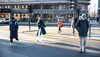 Stadig høy smitte. 352 nye koronasmittede i Oslo siste døgn