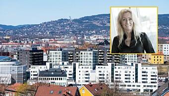 Kraftig økning av folk som vil selge bolig i Oslo