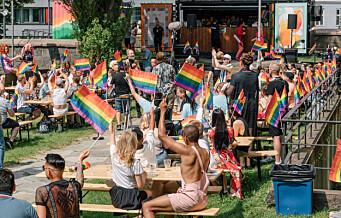 Feirer samhold, mangfold og kjærlighet. Slik blir årets Oslo Pride