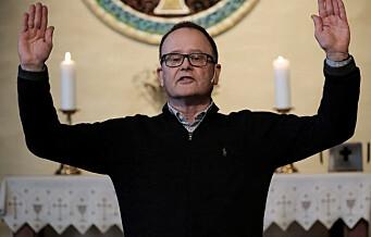 – De jeg har snakket med synes det er fint å se gudstjenester på nett, men de savner å møtes i kirken
