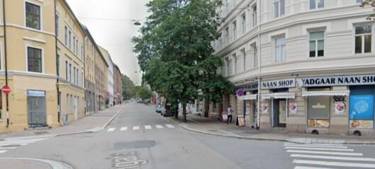To pågrepet etter pistolfunn. Skal ha truet fire personer i Tøyengata