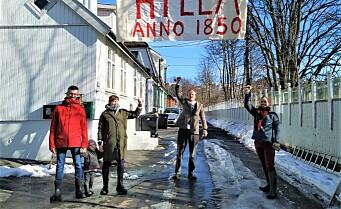 Bane Nor beklager at beboerne i Brynsbakken får knapt med tid til å finne nye hjem