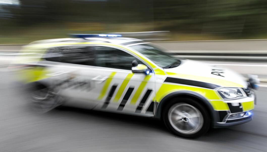 — En blir kjørt til Ullevål sykehus. Vedkommende har fått kraftig juling, opplyser politiet etter masseslagsmål på Grorud lørdag ettermiddag.