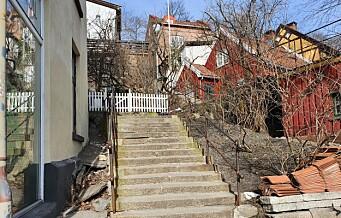 Ikke Marka-traver? Da kan du i stedet gå 478 trappetrinn fylt av spennende Oslo-historie
