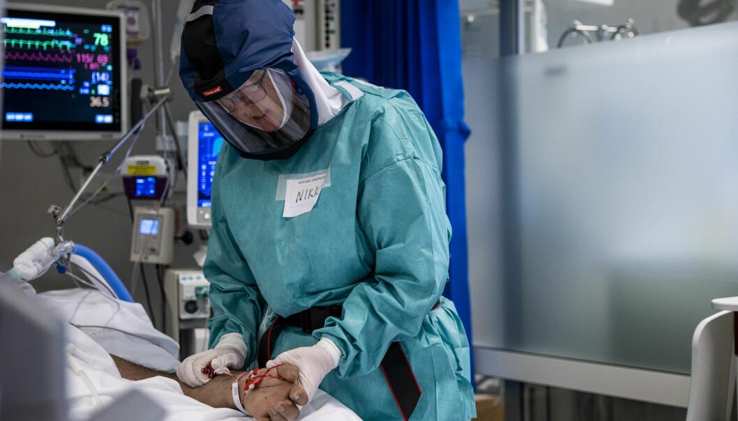 FHI og sykehusene varsler om enda flere innleggelser hvis koronatiltakene ikke virker: — Om fire uker kan 1.000 koronapasienter være innlagt ved sykehusene i Helse Sør-Øst, der 200 av dem er intensivpasienter.