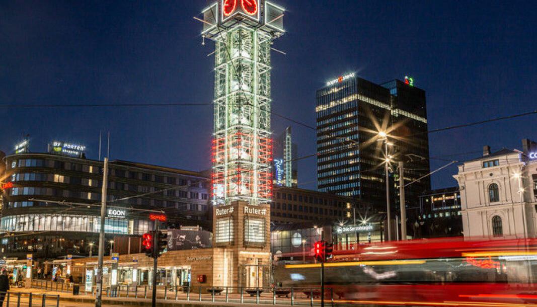 Området rundt Oslo S har opplevd en utrolig utvikling på kort tid: Fra røft til ressurssterkt.