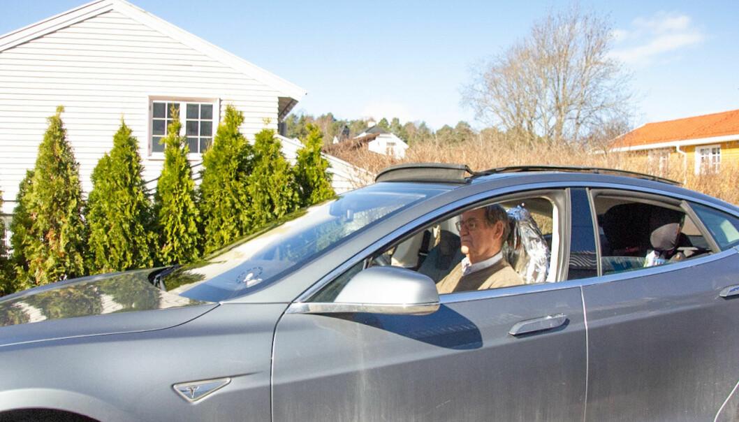 Nybilsalget setter stadig nye rekorder, og de fleste nye biler er elbiler