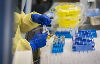 Et smittetilfelle med den indiske varianten av koronaviruset er påvist nord i Oslo