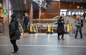 Oslos smittekurve peker nedover: Størst reduksjon i alderen 10 til 19 år