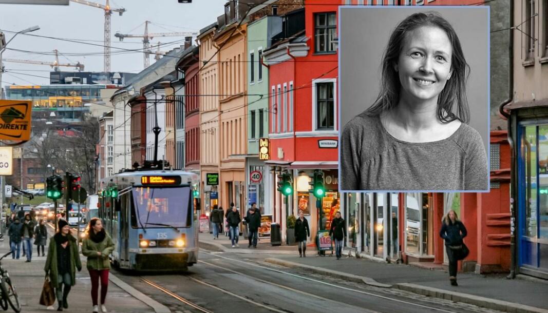 På Løkka drives de fleste stedene mest av hjerte og beinhard stå-på-vilje. Å overleve en pandemi er, om ikke en umulighet, i hvert fall skikkelig, skikkelig tøft, sier skribenten.