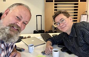 Jan Robert (52) og Inger (40) har samlet store deler av Grünerløkka til ett rike. Nå teller Visit Løkka 120 medlemmer
