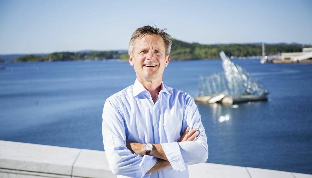 — Lan Marie Berg bør som byråd for miljø og samferdsel sørge for at avslaget om båtrute til Oslo S blir omgjort, sier direktør i Vist Oslo, Christian Lunde.