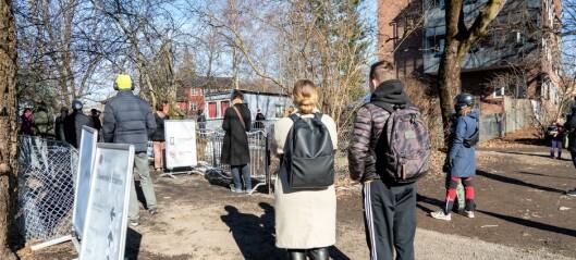 Så mange er smittet i Oslo, bydel for bydel