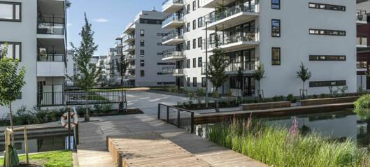 Etter ett år med sammenhengende vekst falt prisen på Obos-boliger med 1,3 prosent