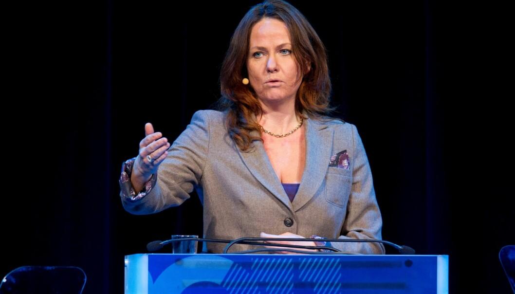— Klimaetaten samarbeider med Miljødirektoratet for å rette opp svakheter i utslippsregnskapet som gjør at Oslo ikke får uttelling for kraftfulle klimatiltak, sier etatsdirektør Heidi Sørensen.