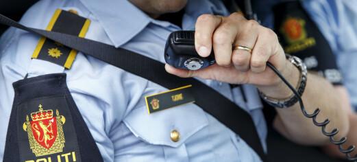 Politiet stanset krangel i Lybekkergata i sentrum. Ransaket 17-åring og fant en machete