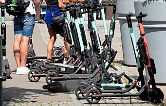 Reiser du kollektivt og trenger elsparkesykkel? Ruter jobber med å tilby leie i sin egen app