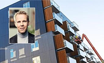 Spektakulær boligprisvekst i Oslo siste år