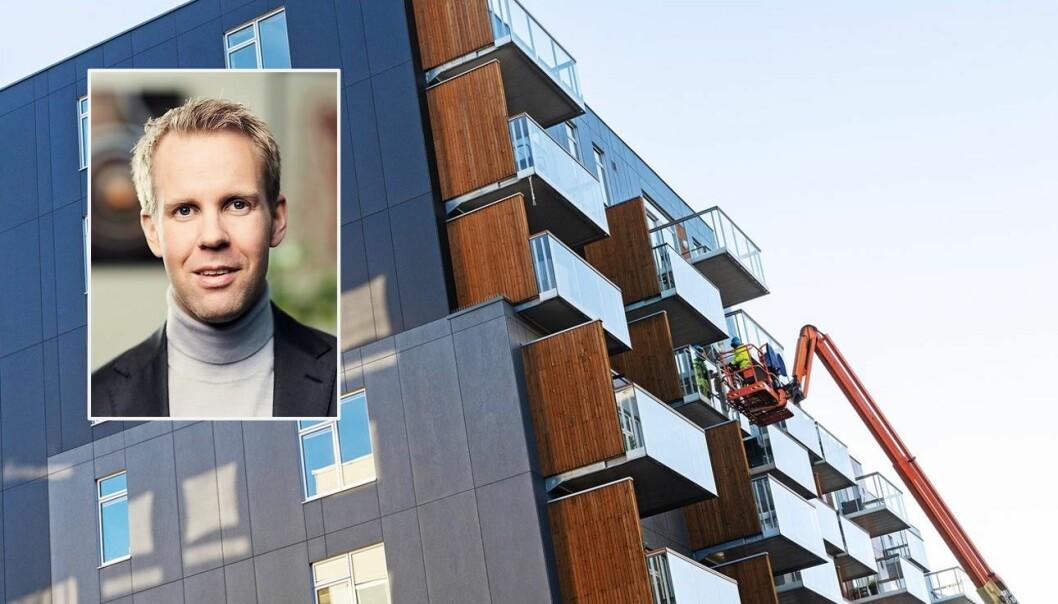 Det er naturligvis særdeles uheldig med en så sterk boligprisvekst, sier sjefsøkonom Christian Frengstad Bjerknes.