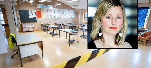 Forlenger smitteverntiltakene for skoler og barnehager i Oslo