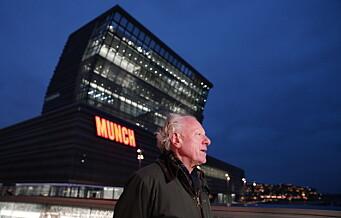 Streik kan utsette åpningen av Munchmuseet