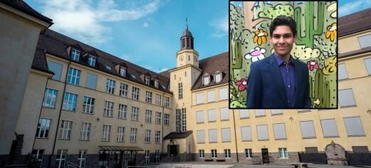 – Skolene i Oslo har ikke fått beskjed om hva som skjer med tentamen. Dette påvirker og frustrerer oss elever