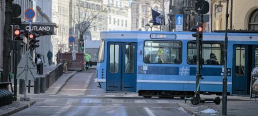 Trikk, T-bane og tog går som normalt. Kun busser rammes av mulig streik