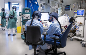 To nye koronadødsfall ved Oslo universitetssykehus. 61 covid-pasienter har til nå dødd ved OUS