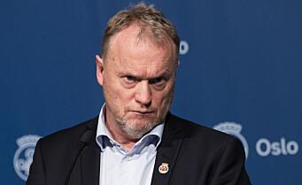 Raymond Johansen vil stille kabinettsspørsmål til bystyret. Truer med å gå av