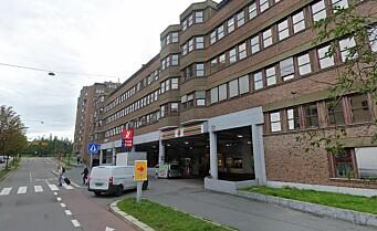 Bensinstasjonen i Kjølberggata er lagt ned. Ombygging skal gjøre det bedre for fotgjengere på Tøyen