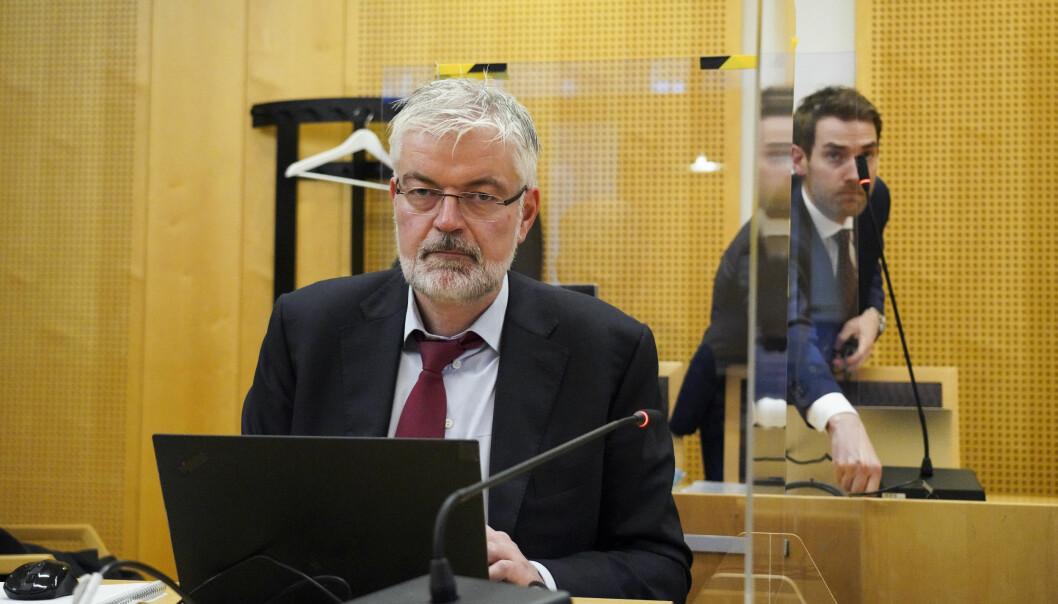 33-åringen forsvares av advokat Øyvind Bergøy Pedersen.