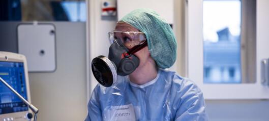 Enda ett koronadødsfall ved OUS. Hittil i april har sykehuset kun hatt to dager uten covid-døde
