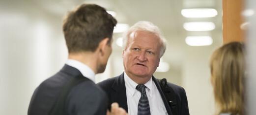 Politiet bekrefter at drapssiktede er sønnen til Tor Kjærvik