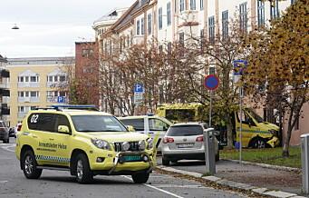Politimann vitnet om ambulansekapring på Torshov: – Jeg var sikker på at noen kom til å dø
