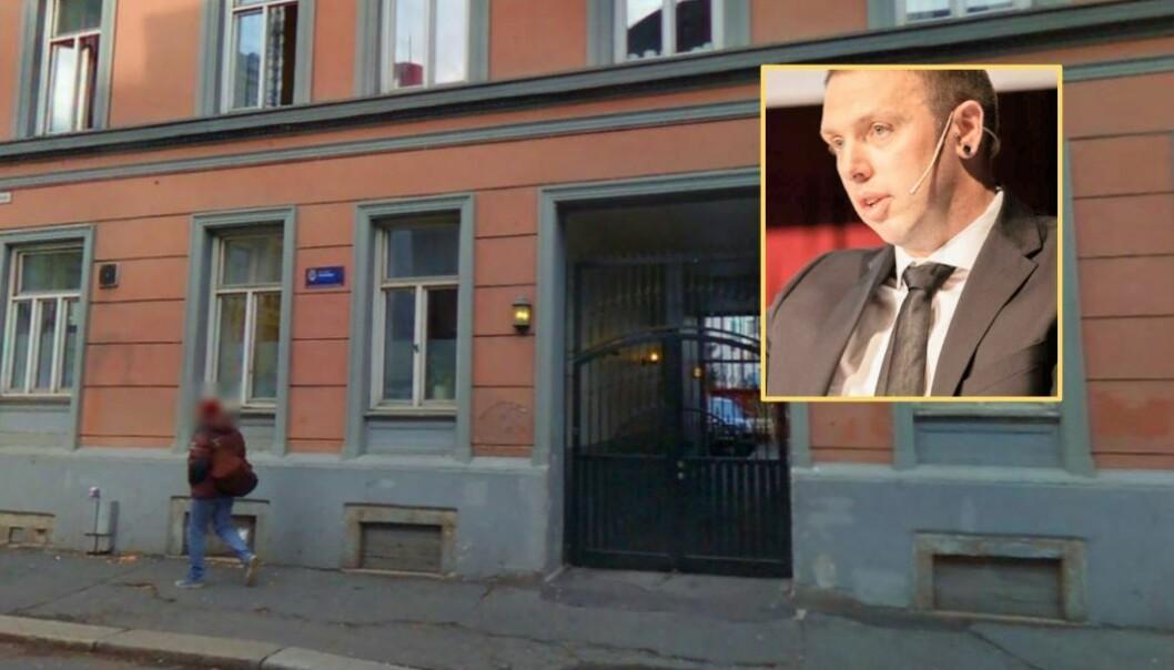 Dalsbergstien hus gir hjelp til personer i aktiv rus. Her kan man bo i opptil ett år.