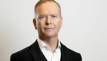 Rolf Søtorp i Norsk brannverforening minner folk på bålforbudet.