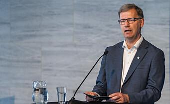 Vaksine-forsinkelse bekymrer: - Uten erstatning vil 200.000 osloborgere ikke være vaksinert i august, sier Robert Steen