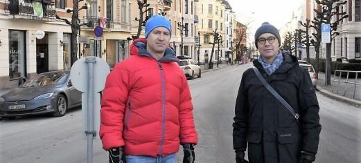 VårtOslo avslører: Byrådet nærmer seg et ja til å flytte trikken til Skovveien. — Argumentene holder ikke mål, mener beboere i Skovveien