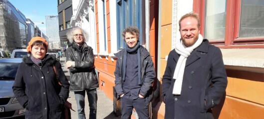 Kraftige rystelser i bygårder i Schweigaards gate skaper store belastninger for beboere i området