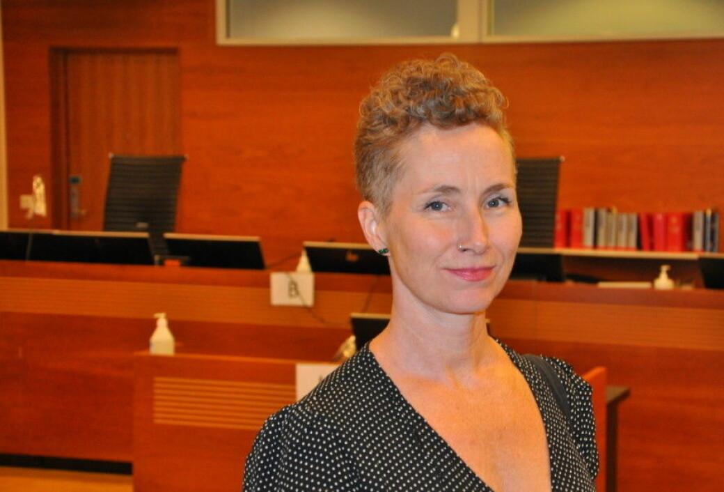 — I praksis betyr dommen fra Høyesterett at de som først blir mistenkeliggjort er de med utenlandskklingende navn og mørkere hudfarge, sier Live Glesne Kjølstad.