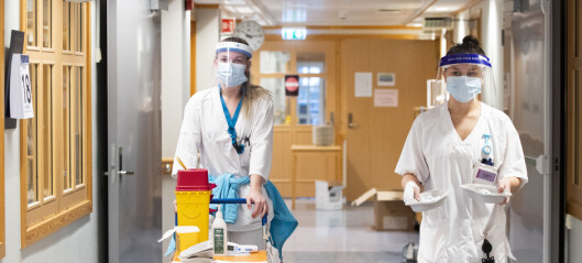 To nye koronasyke pasienter døde på Solvang helsehus på Teisen