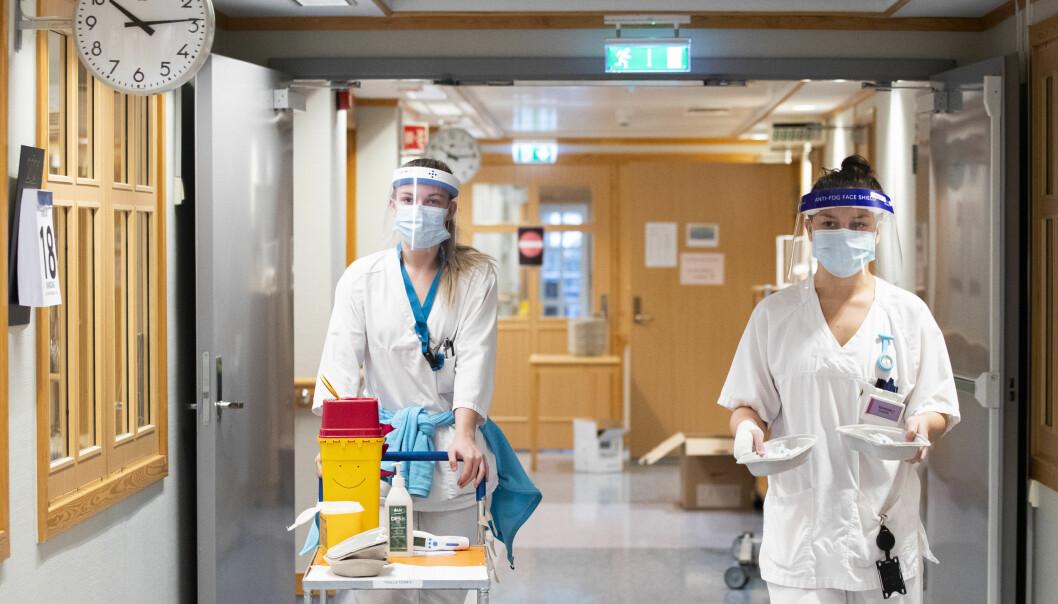 To hjemmeboende pasienter tilknyttet Kommunal covid-19 behandlingsenhet (KCB), har dødd med koronavirus i Oslo den siste uken, opplyser Sykehjemsetaten.