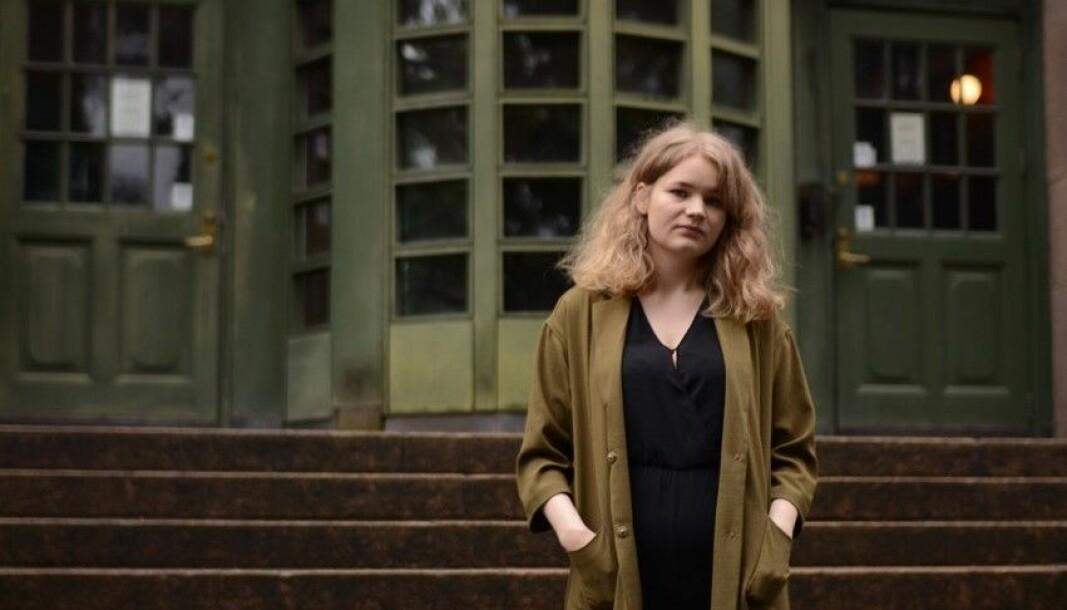 Ellen Sofie Øgaard har startet organisasjonen She=Precious, som hjelper jenter i Nepal fra prostitusjon og menneskehandel.