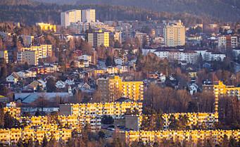 Politiet anmeldte åtte personer etter fest på Oppsal natt til lørdag
