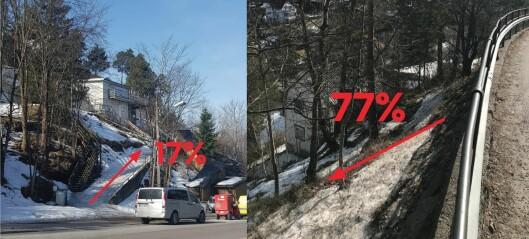 — Utbyggingen i Ryenbergveien er en oppgradering som hever kvaliteten på nærområdet