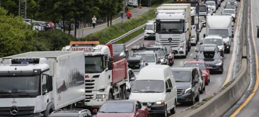 Brudd på grenseverdien for svevestøv i Oslo i fjor