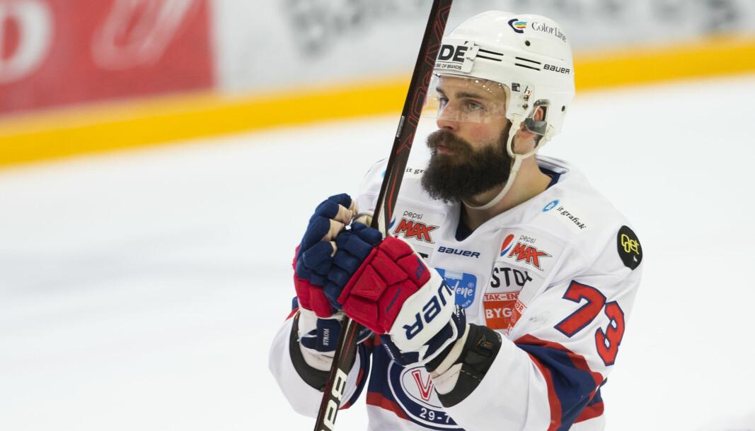 Villiam Strøm har minst en sesong igjen av kontrakten sin.